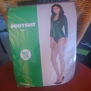 Bodysuit green